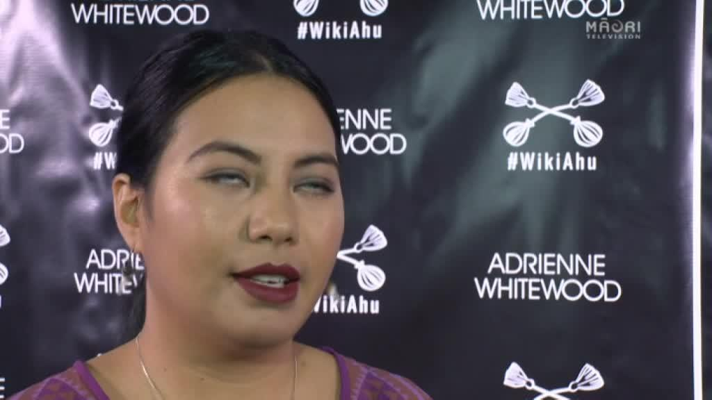 Video for Adrienne Whitewood's fashion journey