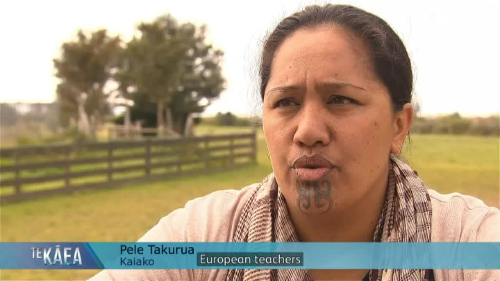 Video for Tolaga Bay Area School takes up Mahuru Māori