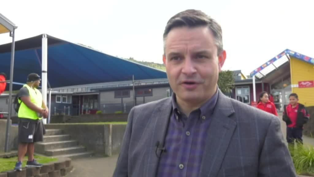 Video for Labour, Greens, Māori Party it would be my dream coalition - James Shaw