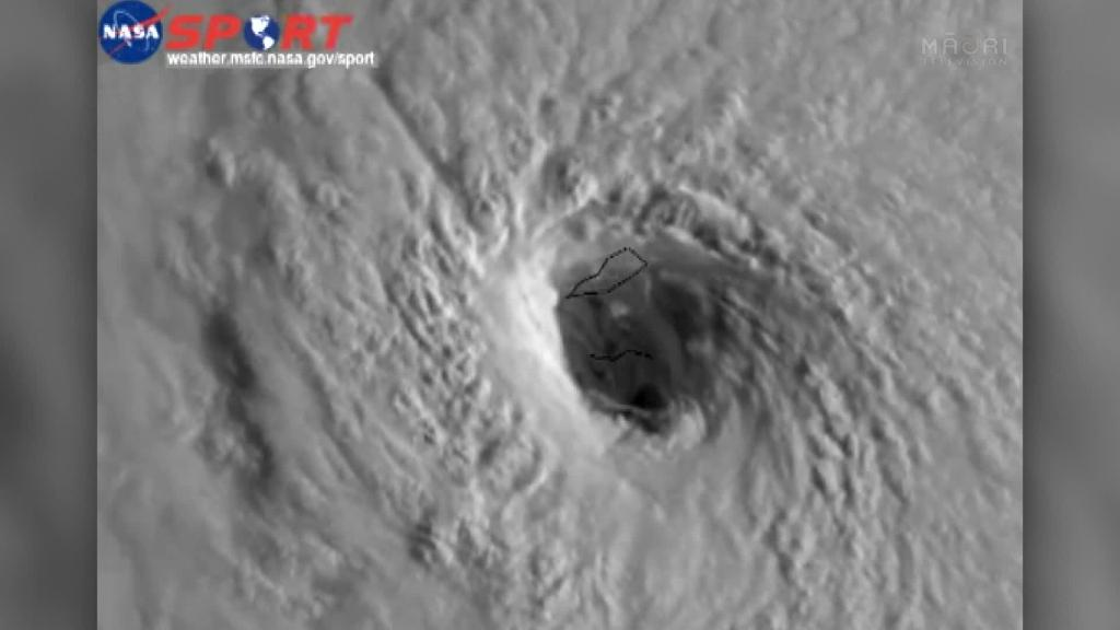 Video for Hurricane Irma makes landfall