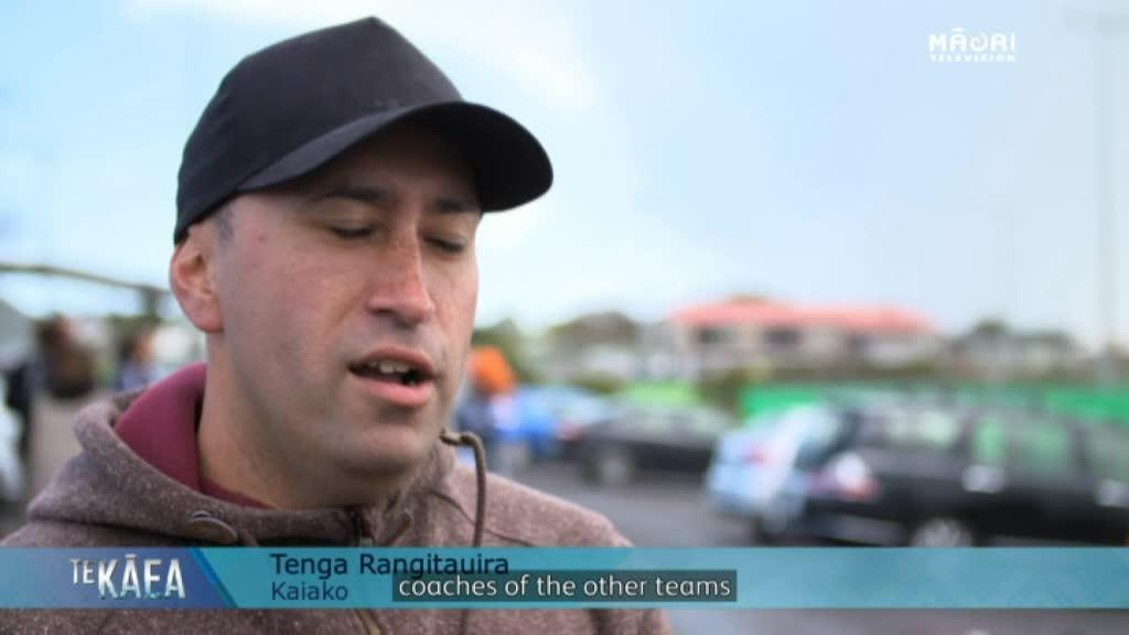 Video for Normalising Te Reo Māori on the sports field