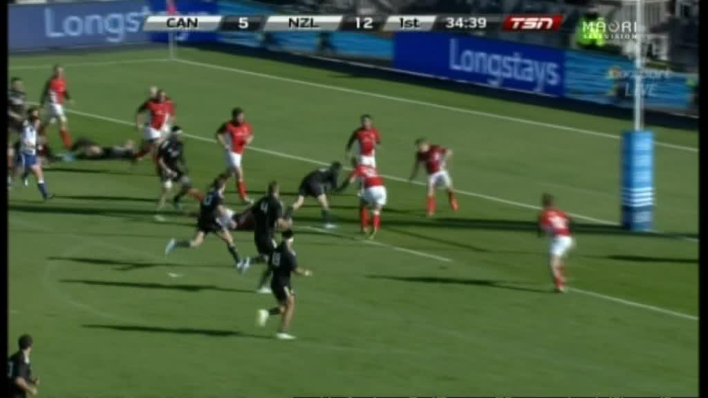 Video for Manihera's shift to Waikato paying off