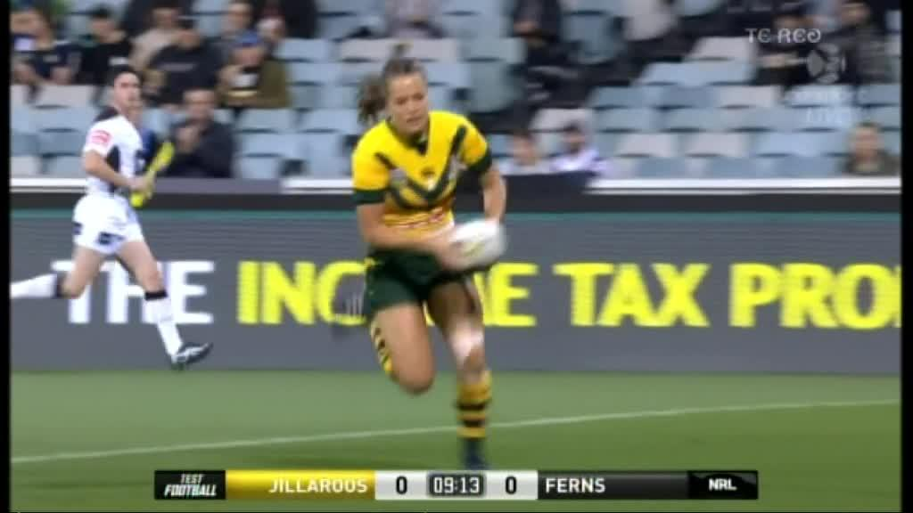 Video for Kiwi Ferns ready to begin preparations