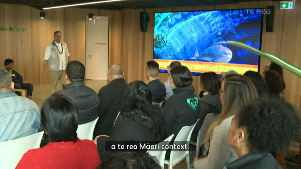 Video for Moana Reo Māori launches