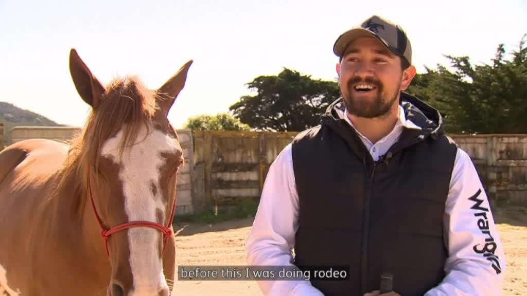 Video for Horse whisperer to make debut at Equitana Auckland