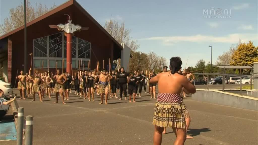 Video for Te Wero highlighting Gisborne's Māori leadership in education