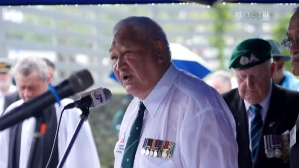Video for A commemoration for veterans in Malaysia