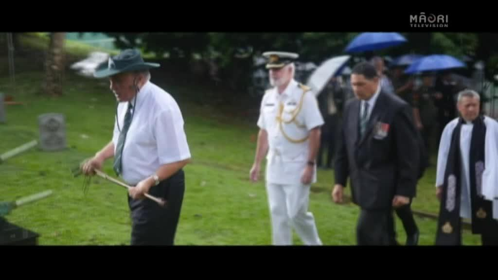 Video for NZ veterans honoured in Malaysia