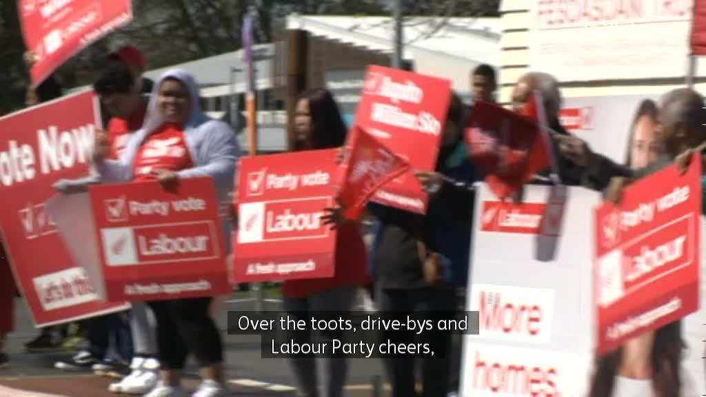 Video for Māori Party launches it policies for Auckland