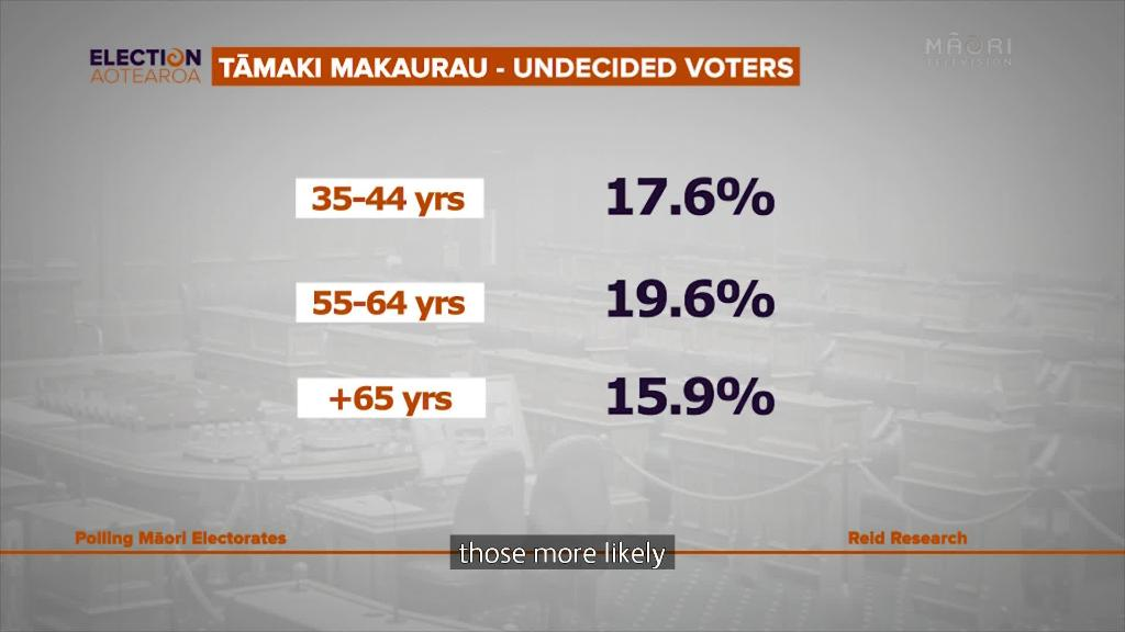 Video for Undecided could decide Auckland Māori seat