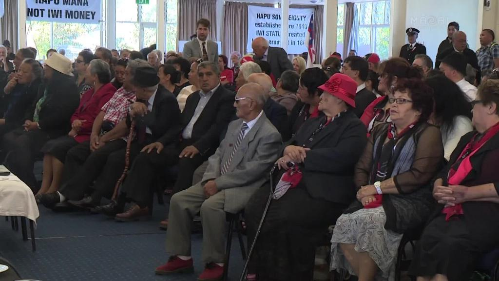 Video for A new poll supports Tūhoronuku mandate to settle Ngāpuhi claims