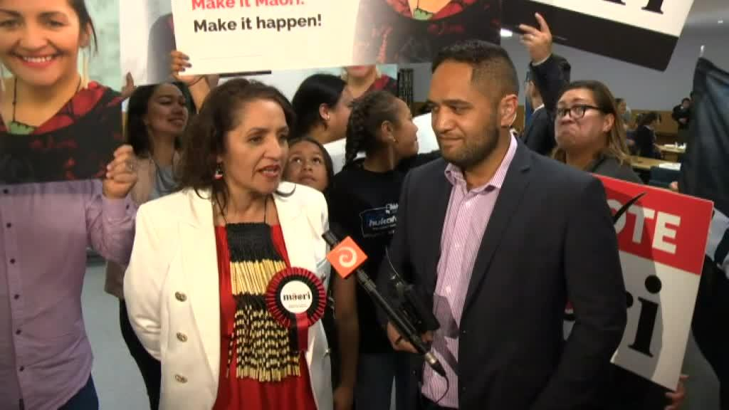 Video for Māori Party's future in the balance in Waiariki