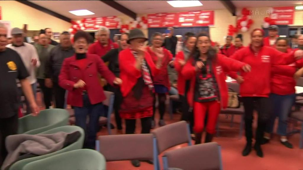 Video for Labour takes out all the Māori seats