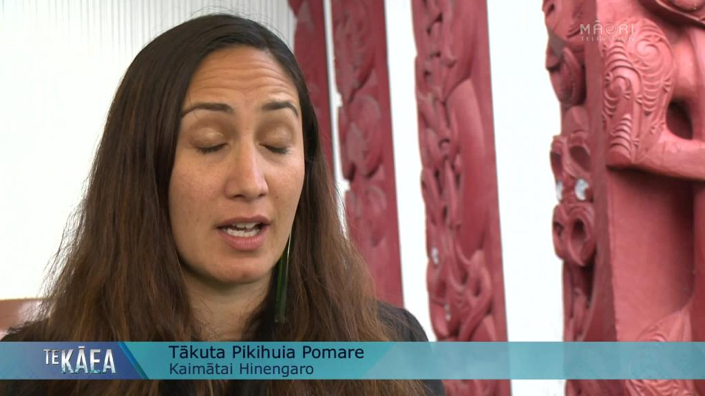 Video for Striving to help Māori suffering from mental health