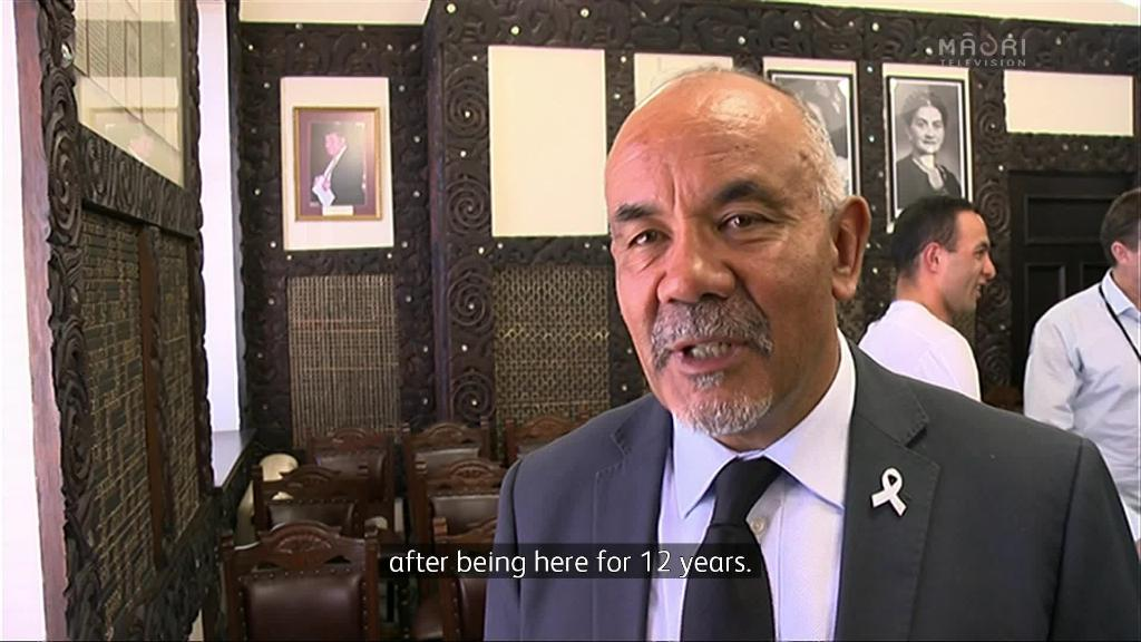 Video for Māori Party farewell from Parliament