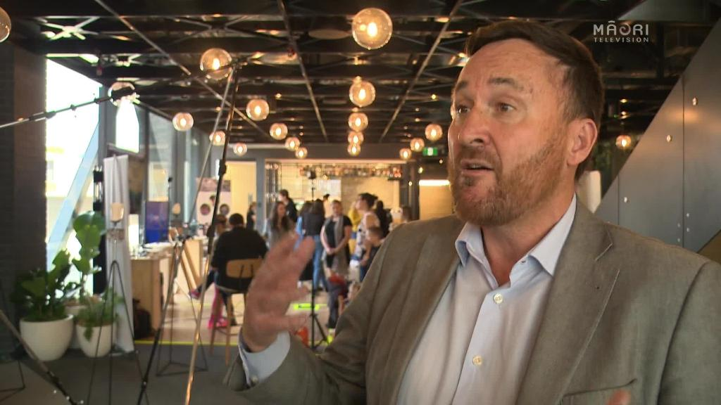 Video for Metia Interactive part of new GridAKL technology hub