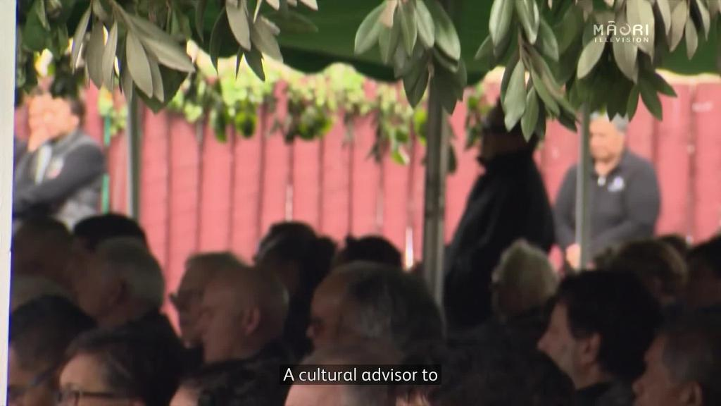 Video for Lewis Moeau QSO laid to rest in Manutuke
