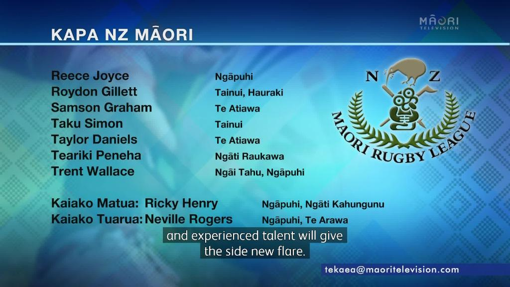 Video for NZ Māori prepare for comeback in NZ Residents clash