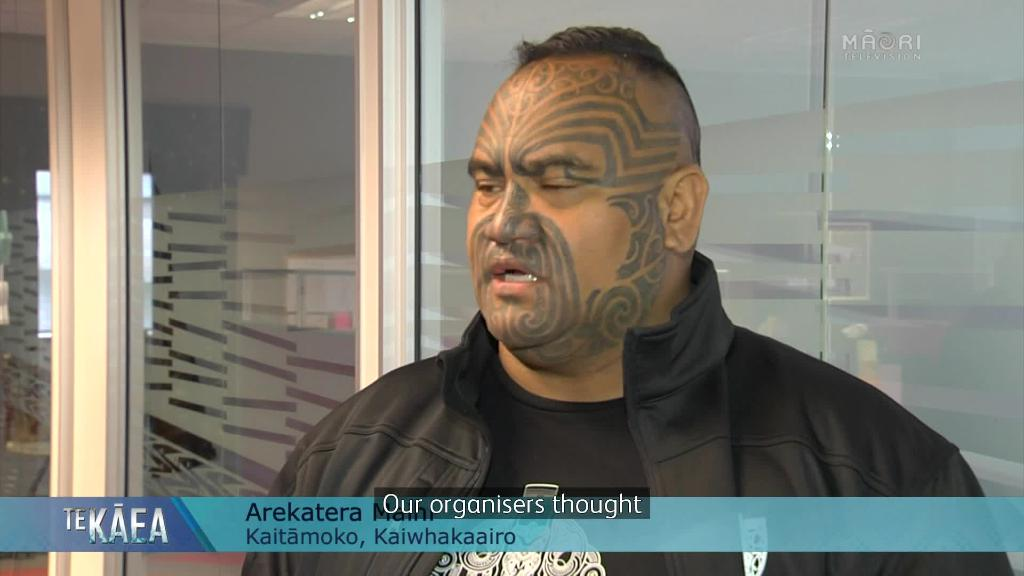 Video for Rotorua Tuku Iho performers will again entertain American masses
