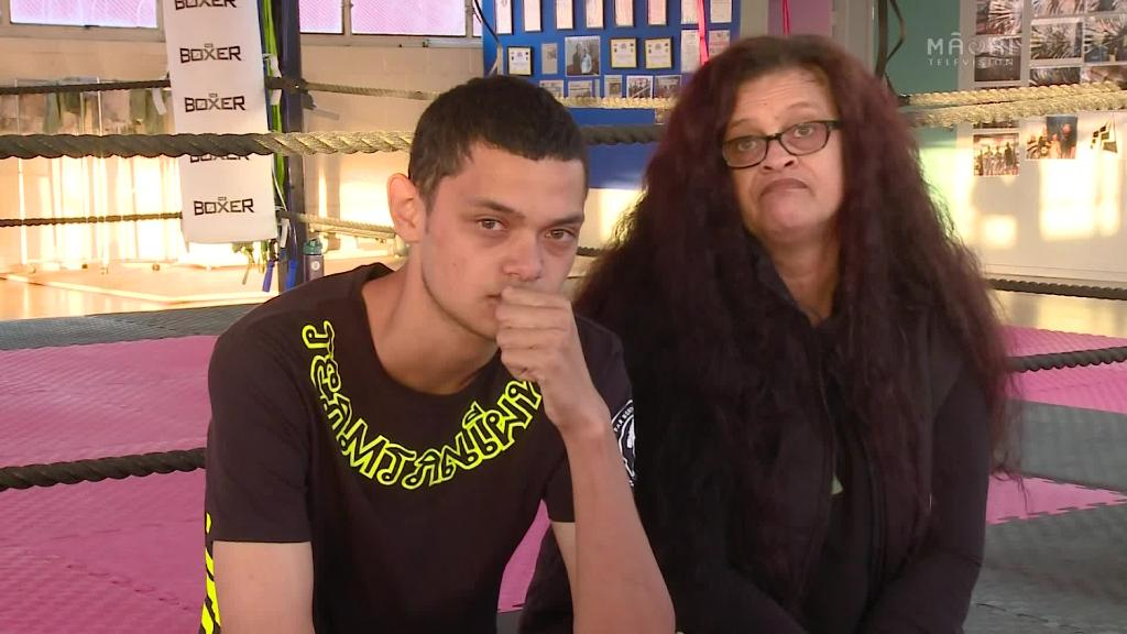 Video for Te Rarawa fighter defeats autism
