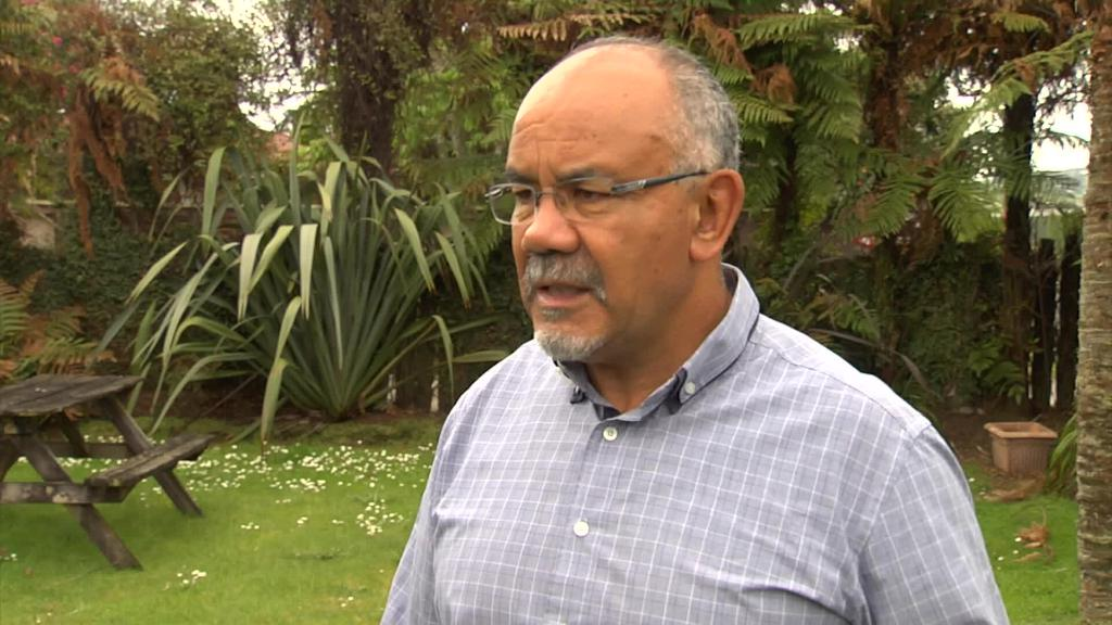 Video for Tributes flow for Māori parliamentary translator Te Rangi McGarvey