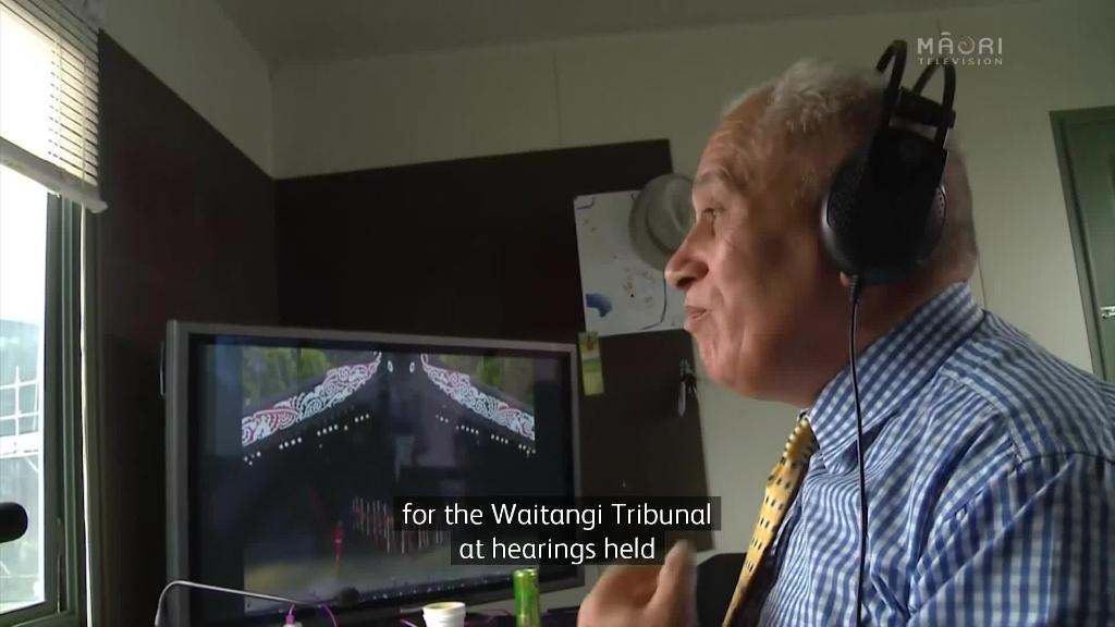 Video for Hundreds converge on Tauarau marae for Te Rangi McGarvey tangihana