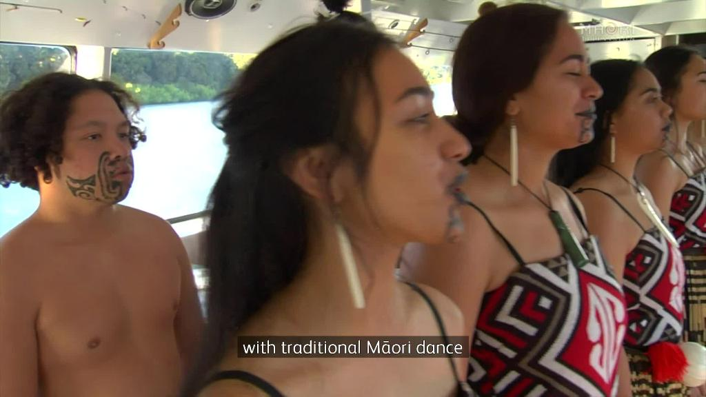 Video for Taupo's first Māori cultural cruise set to sail