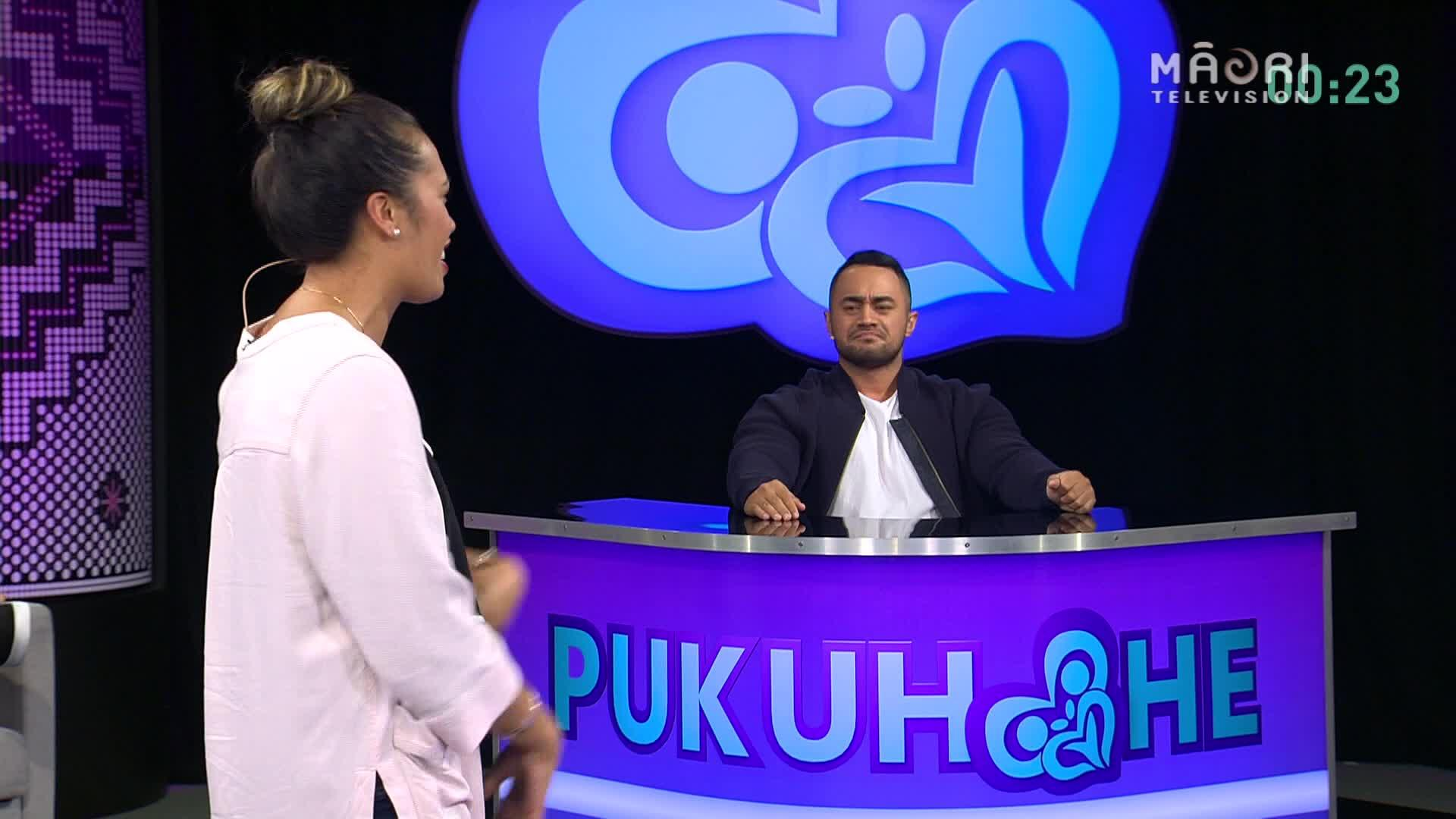 Video for Pukuhohe, Series 3 Episode 15