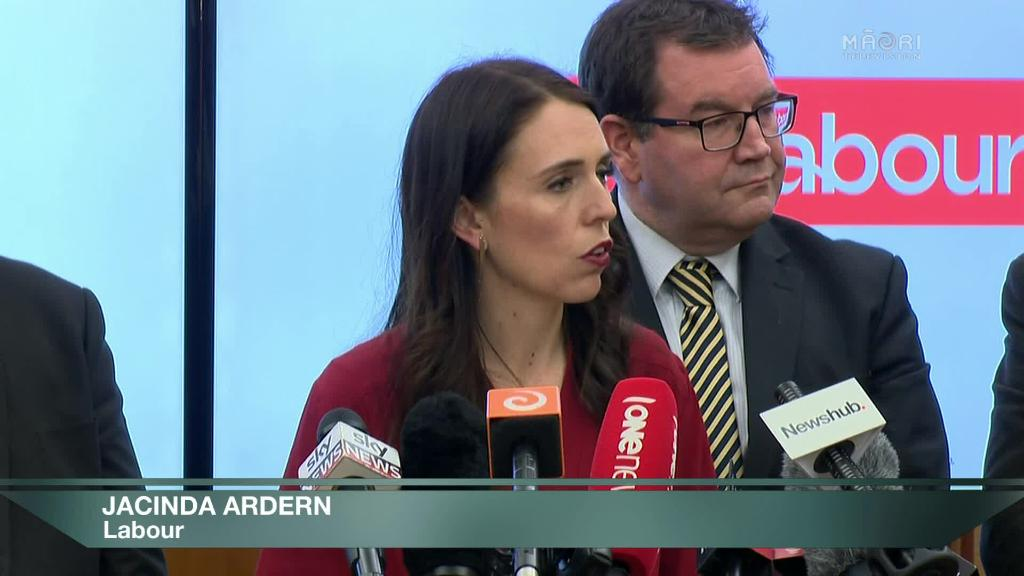 Video for Jacinda Ardern promises Aotearoa a govt with a new focus