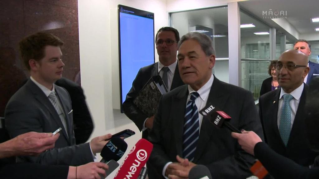 Video for Peters offered Deputy PM position