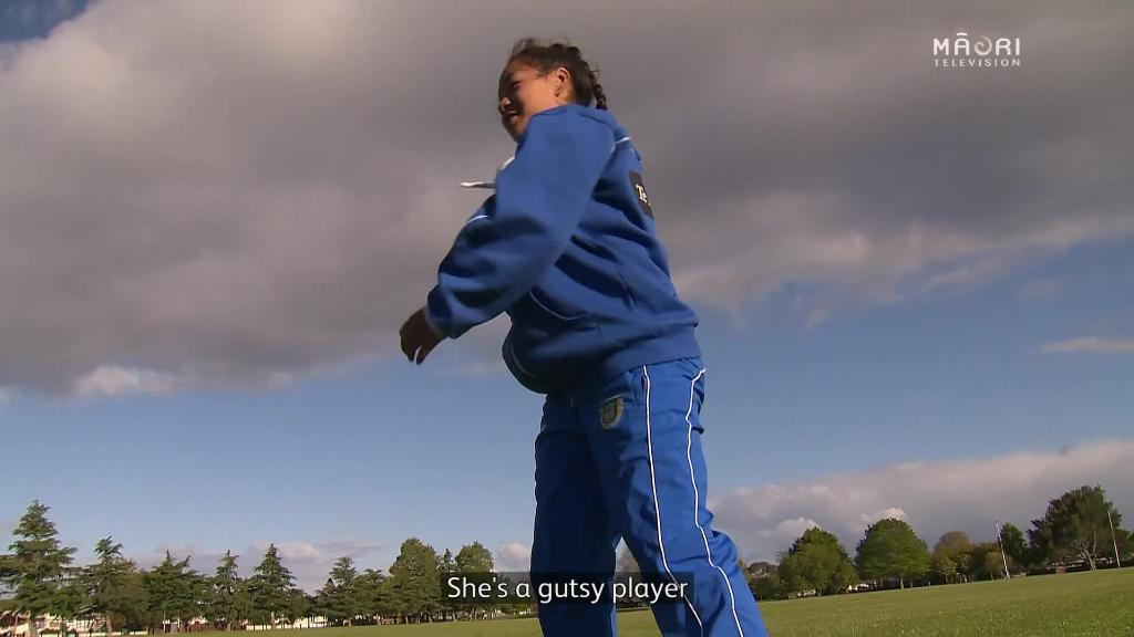 Video for  First female captain in the Ross Shield competition