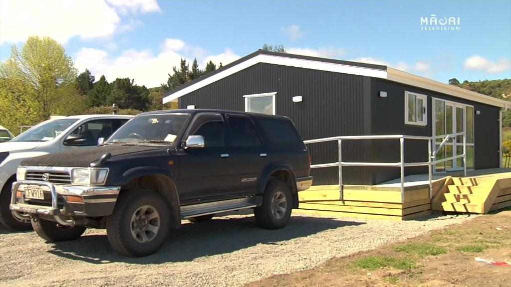 Video for Waitahanui opens new $2mil marae on Taupō lakefront