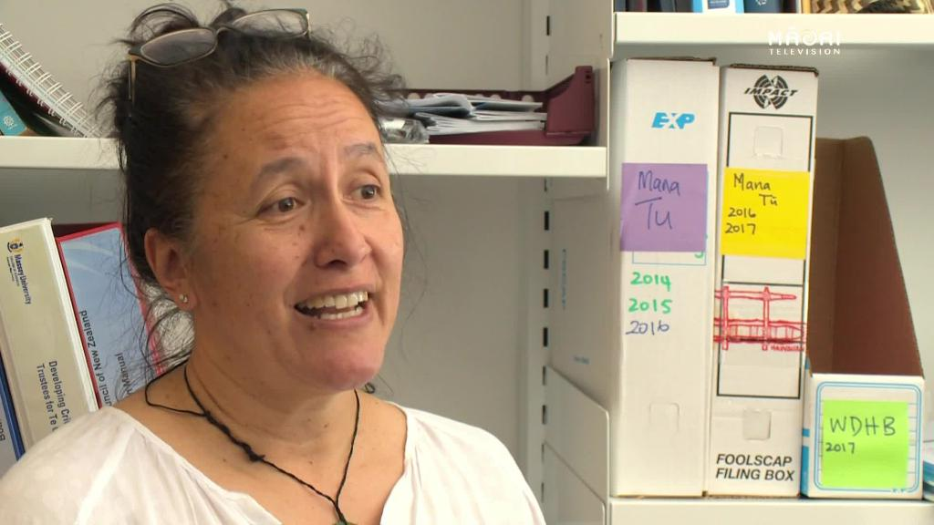Video for Māori Health Scientist awarded for work on indigenous health