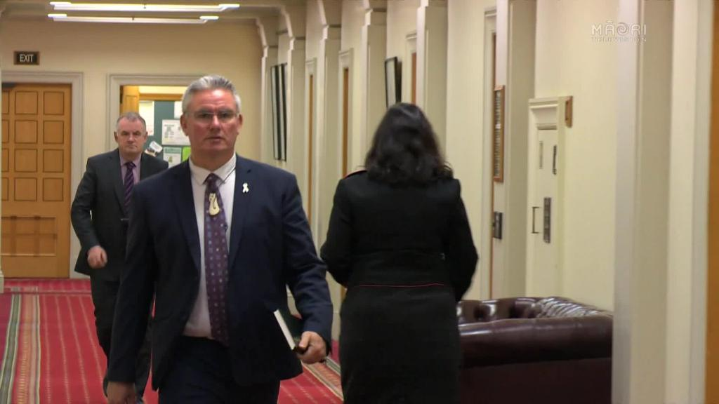 Video for Māori Ministers and their portfolio allocations