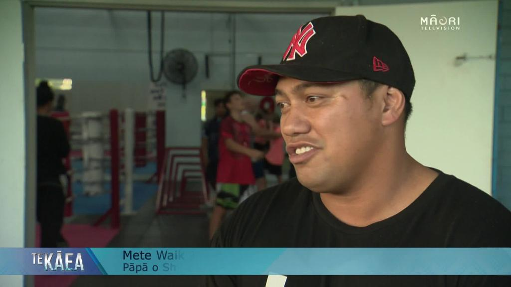 Video for Shylah Waikai packs a punch for World Youth Championships
