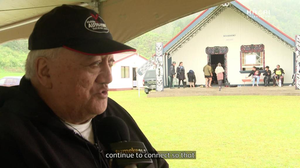 Video for What's the future of our marae? - Tamati Kruger