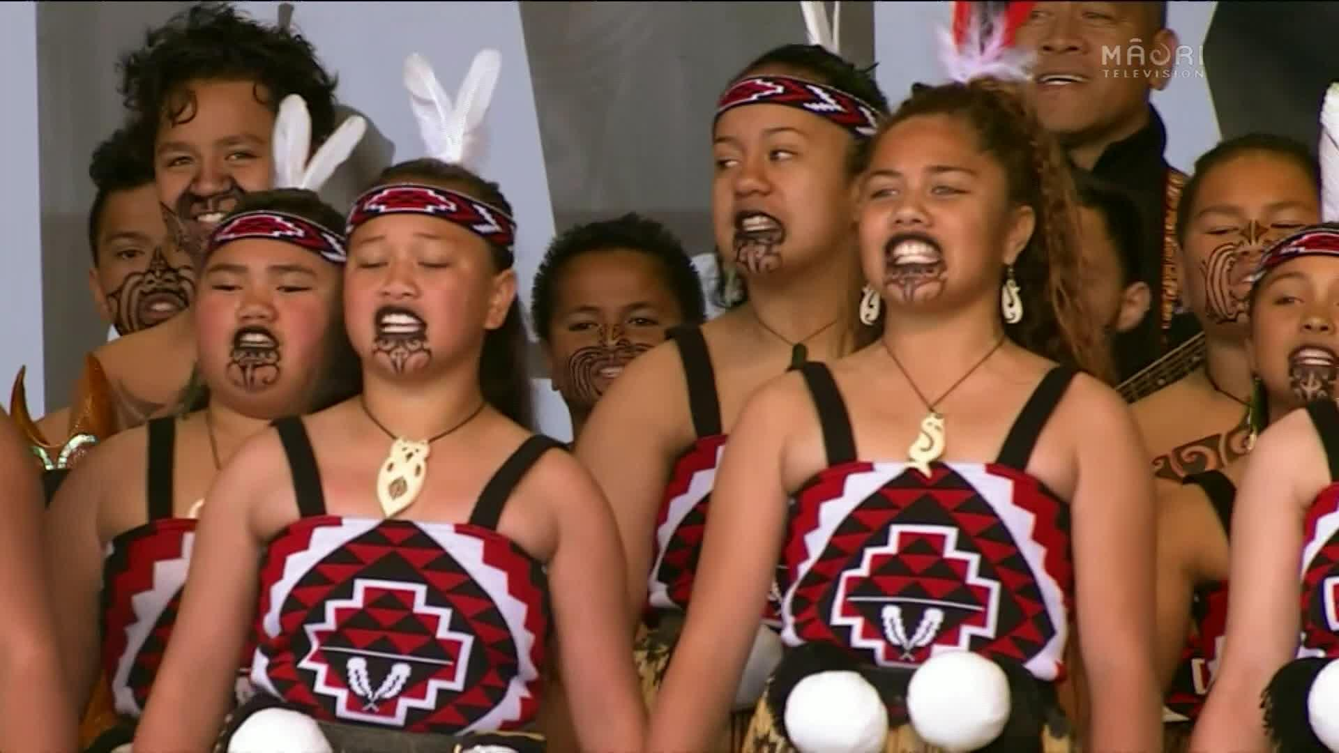 Video for Excitement continues for Te Mana Kuratahi on Day 2
