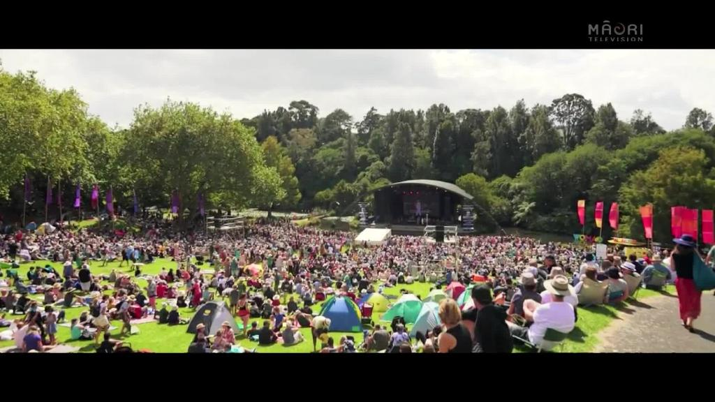 Video for WOMAD named best fest