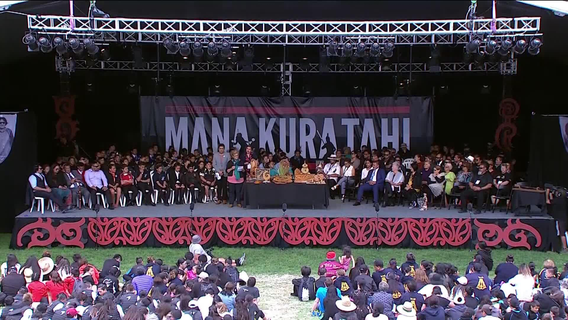 Video for Full results for Te Mana Kuratahi 2017