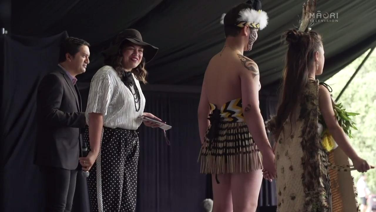 Video for The future of our Māori masters of ceremonies