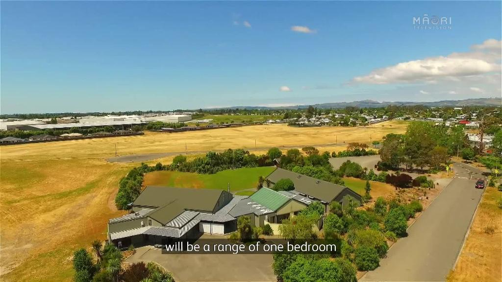 Video for Indigneous co-housing development for Flaxmere