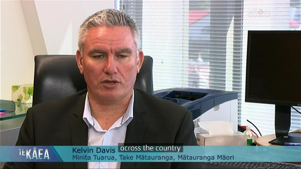 Video for Acting PM Kelvin Davis committed to integration of te reo Māori in schools