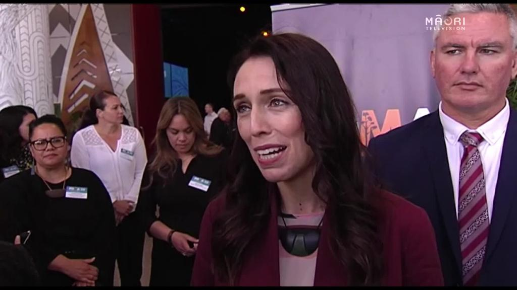 Video for PM Jacinda Ardern says Labour wants to fulfill Māori economic aspirations