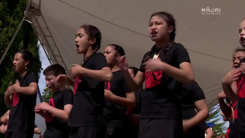Video for Whangaruru celebrate their 28th Kapa Haka festival