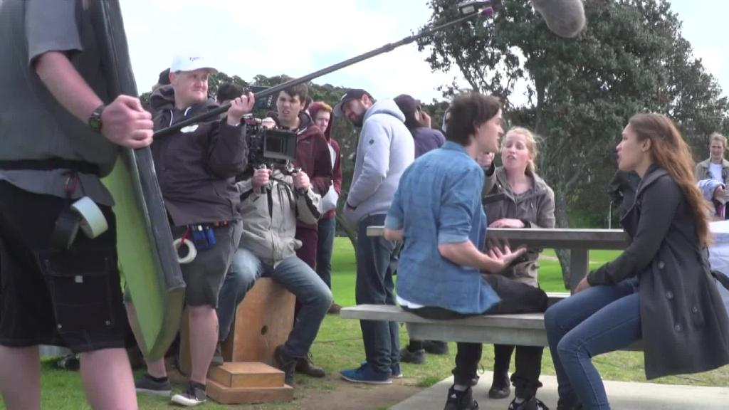 Video for South Seas Film and Television School reaches 25 year milestone