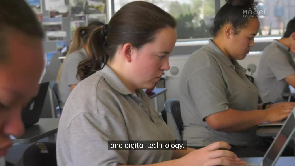 Video for Tauranga wharekura support digital exam delivery