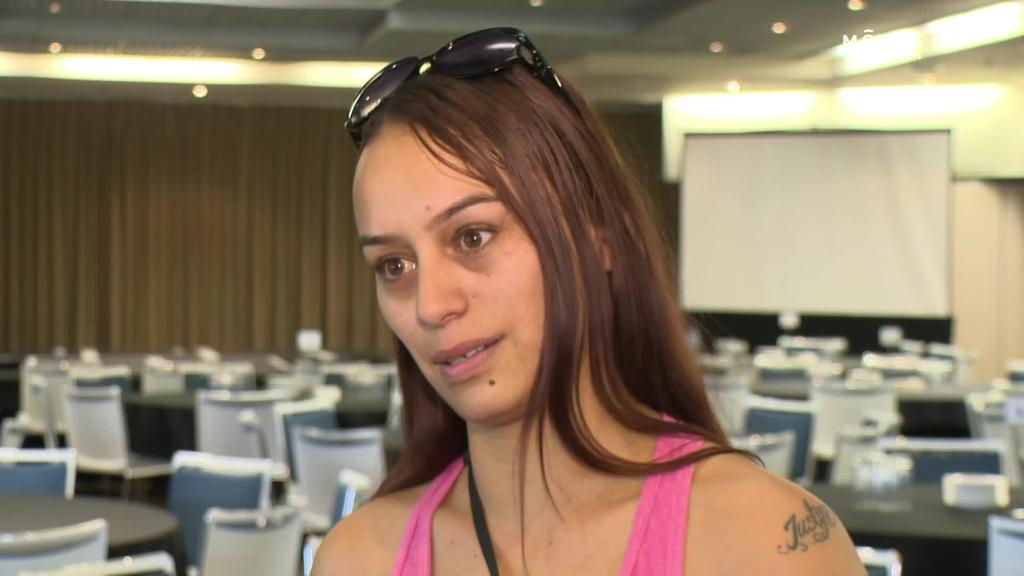 Video for Beauty pagent runner-up defies odds of homelessness