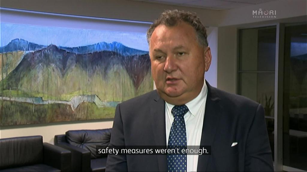 Video for Forestry worker safety top priority for Shane Jones
