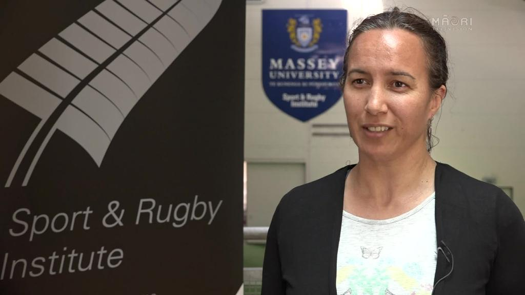 Video for Cultural Identity behind Māori All Blacks style of play - Dr Farah Palmer
