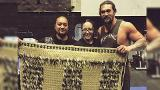 Video for Game of Thrones star Jason Momoa receives korowai